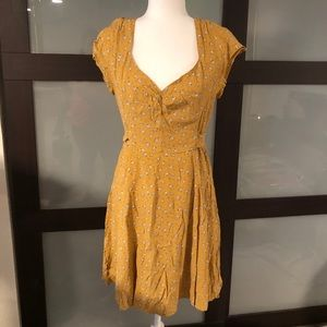 Floral Abercrombie and Fitch dress